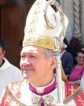 Da sei anni monsignor Gianfranco De Luca Vescovo della diocesi Termoli - Larino