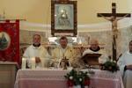 Il Vescovo De Luca pellegrino per le parrocchie della Diocesi